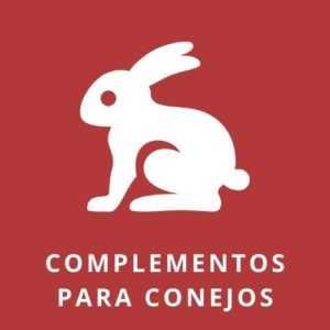 Complementos para conejos