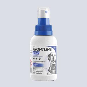 frontline spray antiparasitario